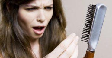 wypadanie włosów po grypie