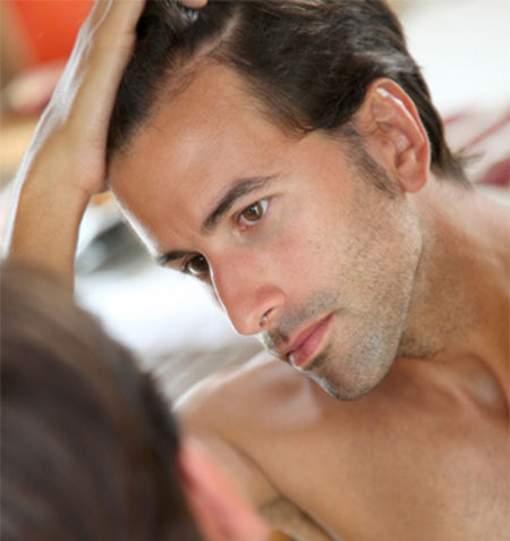 Zabieg przeciw wypadaniu włosów